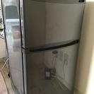一人暮らしにオススメサイズ 2ドア冷蔵庫(黒) NR-B8T2 78L