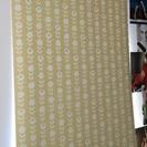幅90cm花柄ロールカーテン