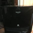 【美品】Panasonic 加湿セラミックファンヒーター 14年製...