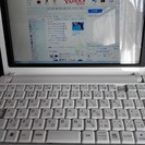 フロンティア ミニノートパソコン