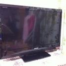TOSHIBA32型液晶テレビ+外付けハードディスク