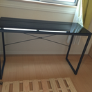 天板ガラステーブル