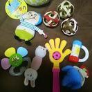 赤ちゃんおもちゃ ボール新品