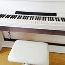 電子ピアノ KORG LP-350(椅子.ローランドのヘッドフォン付き)