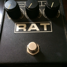 RAT ディストーションエフェクター
