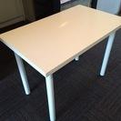 【机・デスク】コンピューターデスク【IKEA】
