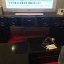 【無料】スピーカー付テレビ台