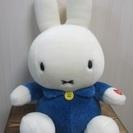 【ミッフィー】ぬいぐるみ★ブルー★約30cm★美品♪