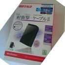 【新品】バッファロー ポータブルハードディスク HD-PZ1.0U...