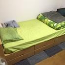 【急募】シングルベッドお譲りします