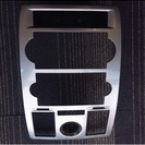 クライスラー 300 純正オーディオフェイスパネル 収納ボックス付き