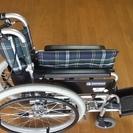 車椅子 自走式  美品