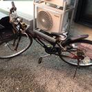 男児用26インチ自転車