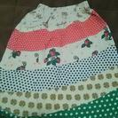 120 美品 スカート