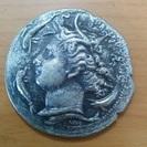 コイン 古代ローマ銀貨
