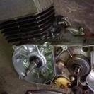 SUXUKI  RG50Eエンジン ジャンク品