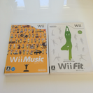 wii ソフト2枚セット♪