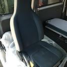 スバル サンバー 運転席シート