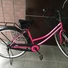 普通の自転車、まだまだ乗れます!