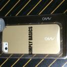 i Phone5/5S ゴールドケース