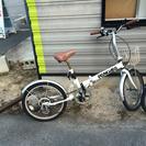 ちょいのり自転車