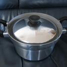 値下げ!未使用 炊飯鍋