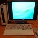 SONY VAIO VGC-H52B7 winXP デスクトッフ...