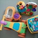 子供用品(ライダー、おもちゃ、補助便座等々)
