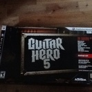 PS3 ギターヒーロー5 ギター同梱版