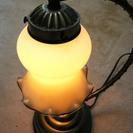 アンティーク調ランプ タッチセンサー