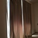 無印良品 高さ220cmカーテン