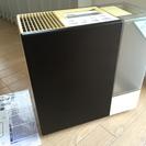 ダイニチ 14畳ハイブリッド式加湿器HD-RX509ビターブラウン