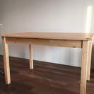 【商談中】IKEAダイニングテーブル【お譲りします】