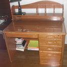 ◆学習机(本棚・コンセント付き)差し上げます。◆