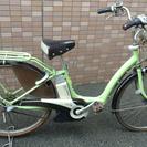 ブリヂストン電動アシスト自転車
