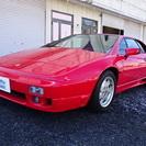 動画あり 1991年式 ロータスエスプリSE ディーラー車 車検2...