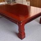家具調テーブル