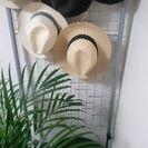 メッシュハンガー★突っ張り棒★隙間収納★帽子収納など!
