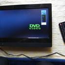 12.5型DVD内蔵デジタルハイビジョンLEDテレビ HTM-12...