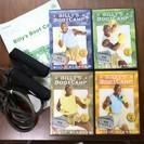 ビリーズブートキャンプ正規品DVD全4巻