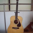 YAMAHAアコースティックギター(スタンドつき)