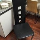 ダイニングテーブル用の椅子(3脚)