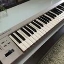 【お取引成立】ローランド(Roland)・MIDIキーボード PC...