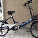 パナソニック製  折りたたみ電動自転車
