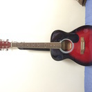 【取引中】アコースティックギター HONEY BEE F-15 ソ...