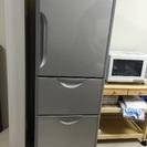 日立 3ドア ノンフロン冷凍冷蔵庫 265L 2012年製 R-27CS