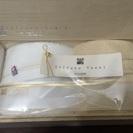 【新品】今治 至福フェイスタオル二枚セット 桐箱付き