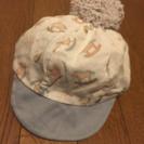 ジェラートピケ 帽子 キャップ 男の子 未使用