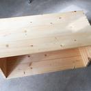 本物のりんご箱/りんご箱/木箱/DIY