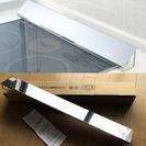 日本製 ビルトインIH ガスコンロ幅65cmステンレス排気口カバー